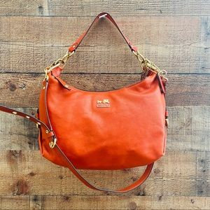 Coach Patent Leather Shoulder/Crossbody Purse